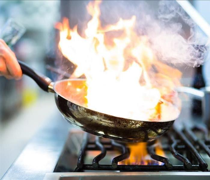 Fire Damage Cooking Can Cost an Estimated $853 Million per Year!