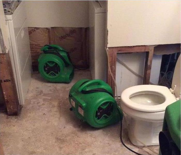 Water Damage What To Do After a Toilet Overflow